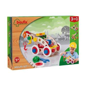 3X1 MULTI SET BAUFIX (89 p)