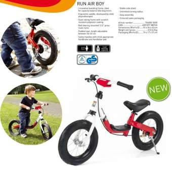 BICI AIR BOY S/PEDALES C/FRENO