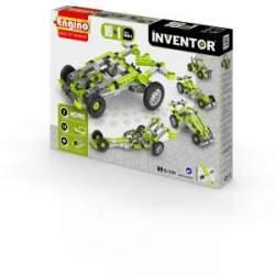 CONSTRUCCIÓN INVENTOR CARS 16 MODELOS