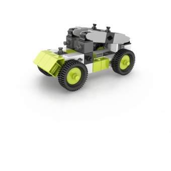CONSTRUCCIÓN INVENTOR CARS 4 MODELOS