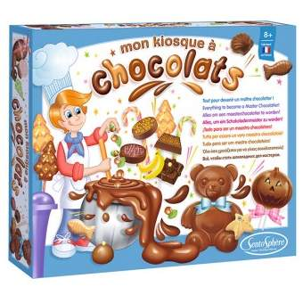 KIOSCO DE CHOCOLATES